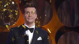 Çek Cumhuriyetinin Oscarlarında Jim Carrey diye benzeri sahneye çıktı