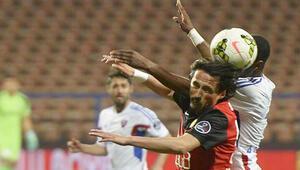 Kardemir Karabükspor 2 - 2 Eskişehirspor