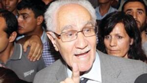 Kemal Burkay 31 yıl sonra Türkiye'de