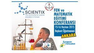 Öğretmenlere fen ve matematik konferansı