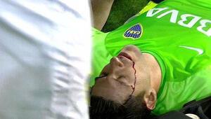 Arjantinde futbol terörü