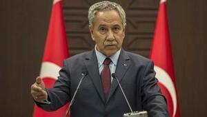 Bülent Arınç: HDPli yöneticiler neden o grubun içinde yoktu