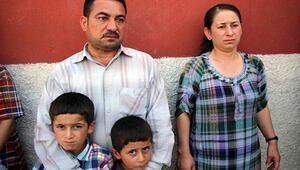 Ezidi çift pasaportu olmadığı için 6 aylık bebeklerini sınırda bıraktı