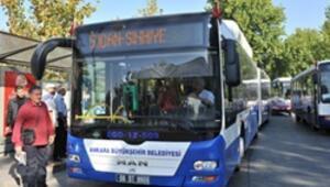 Meclise metrobüs şikayeti yağdı