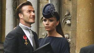 Beckham Kraliçe Elizabethin listesinde mi
