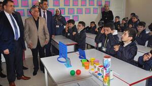 Suriyeliler'e Reyhanlı'da 16'ıncı okul