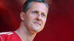 Schumacher'den ilk kez iyimser haber geldi