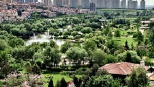 Bahçeşehir göletinde imara iptal