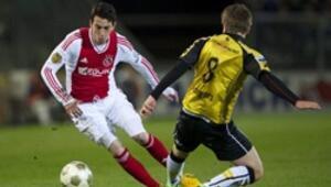 Hollandada Ajax şampiyonluğa çok yaklaştı