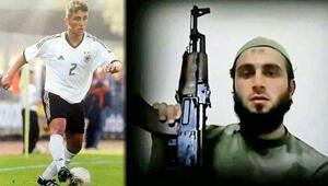 Alman milli futbolcu Suriyede öldürüldü