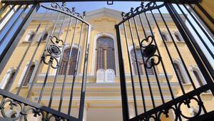 Edirnede Büyük Sinagog açılışa hazır