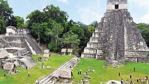 Vidgen'in kitabını okudum kendimi Guatemala'da buldum
