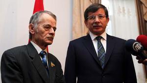 Kırımlı Tatar lider: Türkiye bize güvence verdi