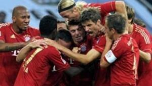 Bayern durdurulamıyor