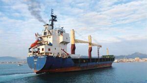 Tuna-1 adlı Türk gemisini Akdeniz'de vurdular