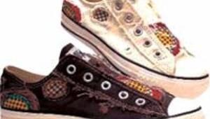 Son efsane Bağcıksız Converse