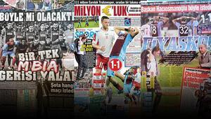 Trabzon yerel basını çok sert
