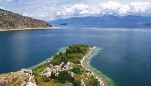 İki göl arasındaki şanslı Makedon kasabası Resne