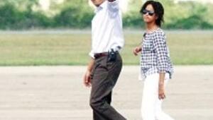 Obama tatil için elitlerin adasında