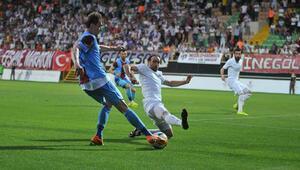 1461 Trabzon: 2 - İnegölspor: 2