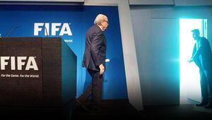 Avrupa basınına göre Blatter ABDden gelen baskıya dayanamadı