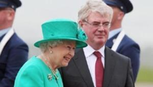 İrlandaya tarihi ziyaret