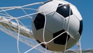 Ukraynalı futbolcu eşleri soyundu