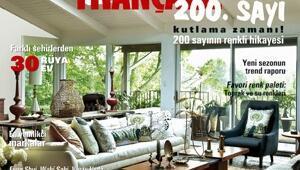 Maison Française 200. sayısını kutluyor