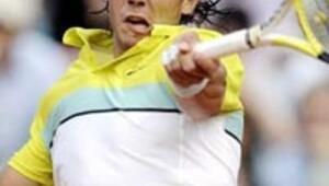 Teniste ilk 3 sıralar değişmedi