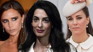 Ne Düşes, ne de Victoria… En güçlü kadın Amal Clooney