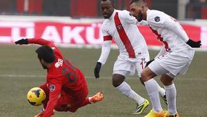 Eskişehirspor 2 - 0 Gaziantepspor