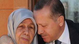 Başbakan Erdoğanın anne acısı