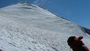 Ağrı Dağına tırmanış başladı