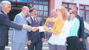 Belediyelerden eğitime destek