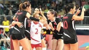 Türkiye final oynar