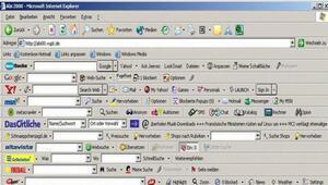 Chrome toolbarları öldürüyor
