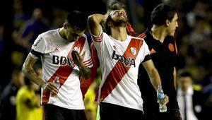 Boca Juniors ihraç edildi