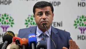 HDP lideri Demirtaş: ABD'nin İncirlik anlaşmasında Kürtlere ihanet ettiğine inanmıyorum