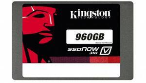 Kingston 960 GBlık SSDsini tanıttı