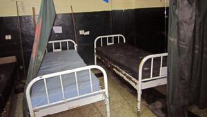 Bulaşıcı hastalık korkusuyla hem hastalar hem doktorlar kaçtı