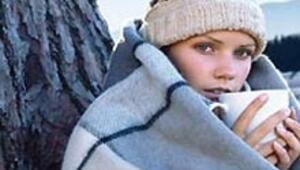 Soğuklarda hasta olmamak için...