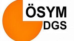 DGS sınav sonuçları ne zaman açıklanacak 2015 DGS puan hesaplama ve ek yerleştirme tarihi ne zaman