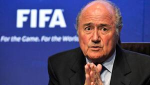 Blatter Somayı unutmadı