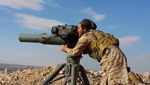 Flaş iddia: IŞİD, Palmirayı ele geçirirken ABD yapımı TOW füzelerini kullandı
