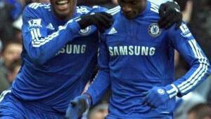 Chelsea turu 4 golle aldı