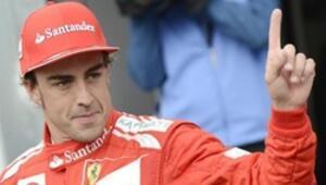 Almanyada ilk cep Alonsonun