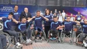 Engelli bir bireyin yapabileceklerini gösterdiler