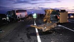 Çorluda trafik kazası: 5 ölü