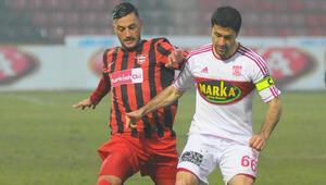 Gaziantepspor 1 - 3 Medicana Sivasspor