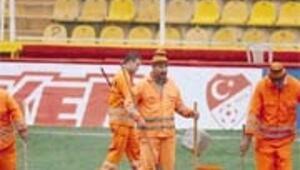 UEFA'dan temizlik emri